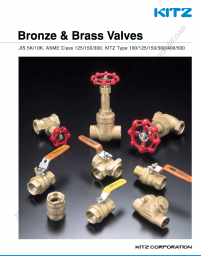 KITZ Bronze & Brass Valves