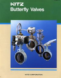 KITZ Cast Iron Butterfly Valves
