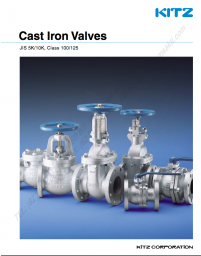 KITZ Cast Iron Valves